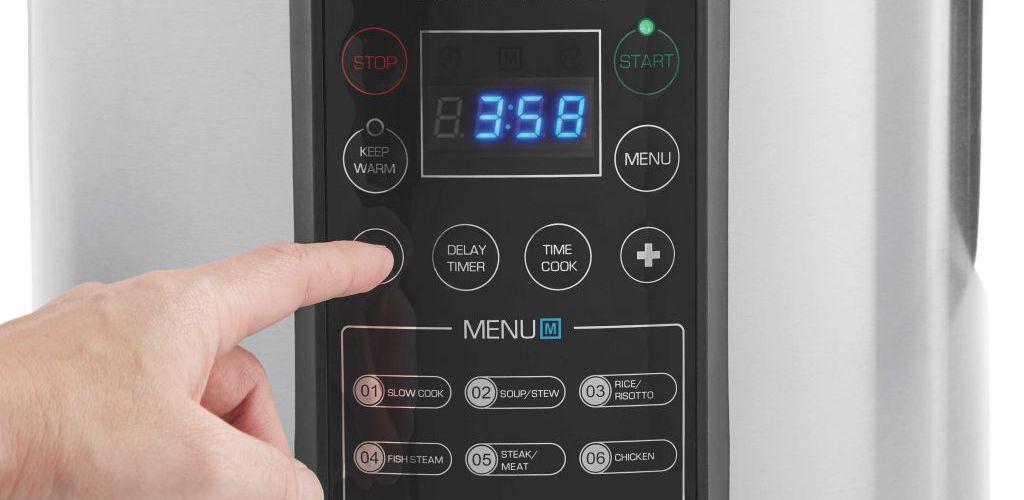 Buy Farberware 6-Quart Digital Pressure Cooker for $59.84 Shipped (Regularly $80)