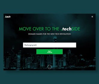 Get .tech Domain for 10 years for $39.99 (Was $250.00)