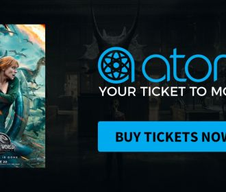 Buy 1, Get 1 Free Jurassic World: Fallen Kingdom Ticket B1G1