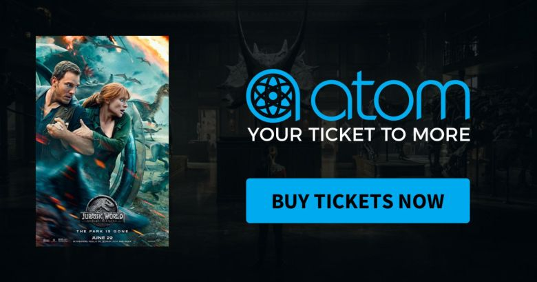 Jurassic World: Fallen Kingdom ~ Pre-Order Tickets