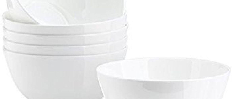 Buy 6-Set Dowan Bone China Bowls for $1.47 each