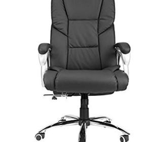Buy Wide Seat High Back Executive Reclining Swivel Office Desk Chair for $107.99 (Was $269.99)