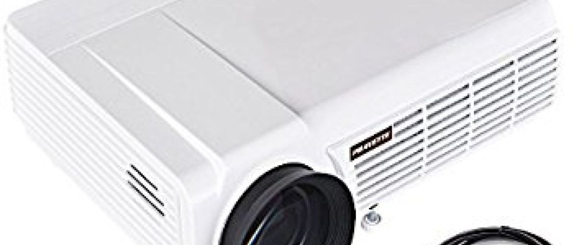Buy 3800-Lumens LED Home Theater Projector for $159.99