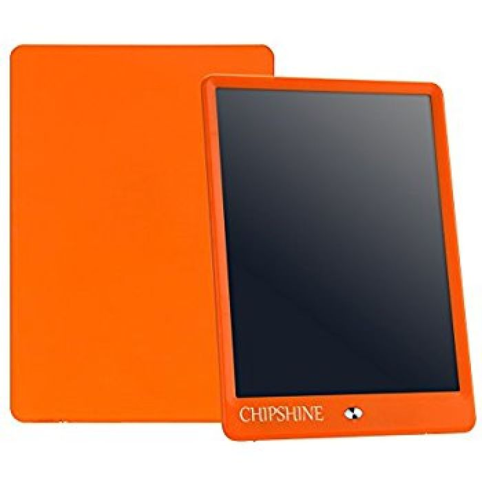 Amazon.com: CHIPSHINE 10 Inch LCD Writing Tablet with Stylus and Stand Digital Drawing Board Gift for Kids Can Be Used As Office Bulletin Board Family Note Daily Planner Learning Tools for Student(Orange): Computers & Accessories