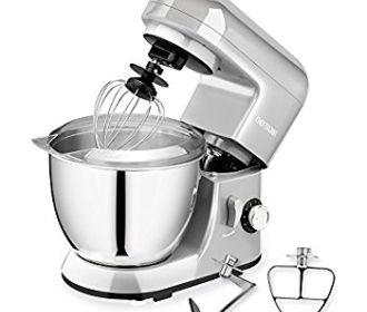 Buy 6 Speeds Tilt-head Compact Kitchen Electric Mixer for $64.99