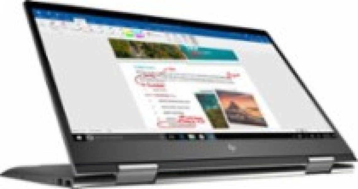 "HP Envy x360 2-in-1 15.6"" Touch-Screen Laptop - AMD Ryzen 5 - 8GB Memory - 1TB Hard Drive Black 15M-BQ121DX - Best Buy"