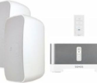 Buy Sonos & Sonance Outdoor Speaker Bundle with xPress Keypad for $749.98