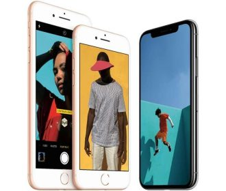 Buy One Apple iPhone, Get One iPhone 8 64GB FREE (All Carriers)