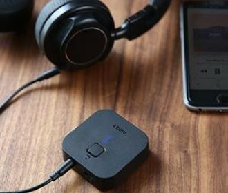 Buy Bluetooth Receiver, Audio Music Adapter for $9.04