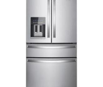 Buy Whirlpool 25 cu.ft. French Door 4-Door Stainless Steel Refrigerator for $1,598 (Was  $2,299.00)