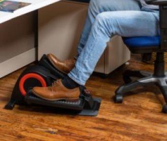 Buy Under Desk Bluetooth Elliptical for $249 (Was $349)