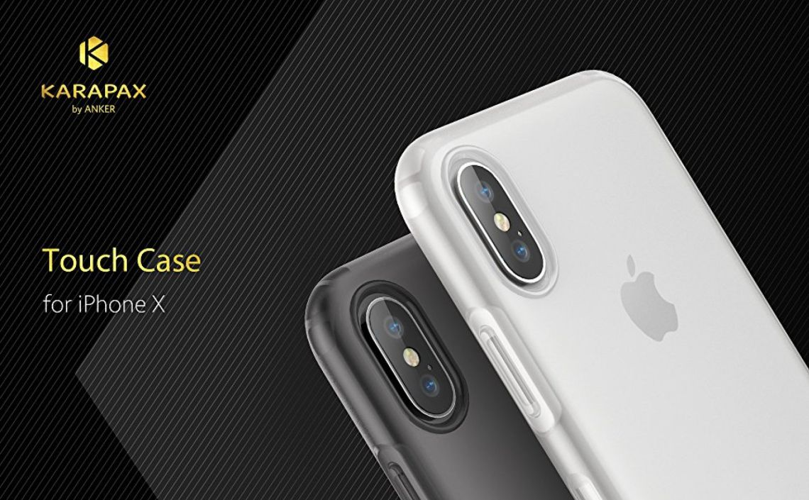 Amazon.com: Anker iPhone X Touch Case Matte Finish Flexible Soft Gel TPU Cover Shell Skin KARAPAX [Support Wireless Charging] [Thin Slim Fit] [Anti Scratch] for Apple 5.8 In iPhone X - Black: Cell Phones & Accessories