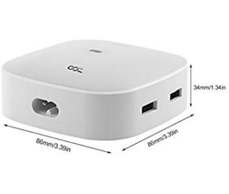 Buy USB charging station for $13.50 (Was $26.99)