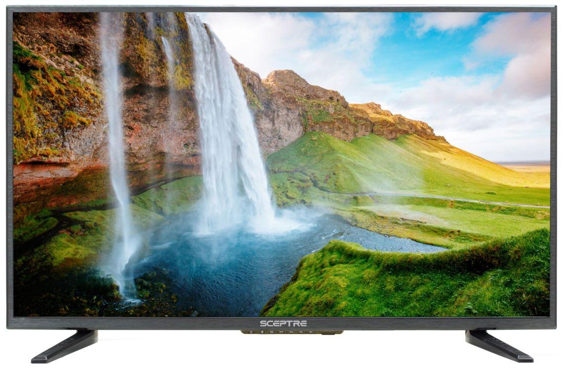 "Sceptre 32"" Class HD (720P) LED TV (X322BV-SR) - Walmart.com"