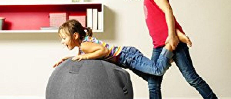 Buy Balance Ball Chair for $16.49 (Reg : $32.99)