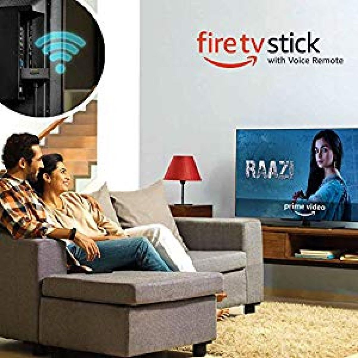 Amazon Fire TV Stick Price: Buy Amazon Fire TV Stick with Voice Remote & Streaming Media Player Online at Best Price in India- Amazon.in