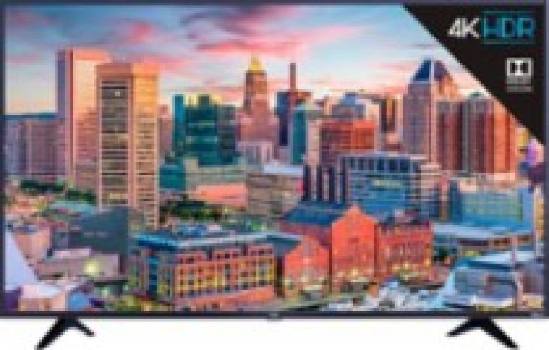 """TCL 49"""" Class - LED - 5 Series - 2160p - Smart - 4K UHD TV with HDR Roku TV Black 49S515 - Best Buy"""