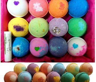 Buy Bath Bombs Gifts Set 12 Pack for $13.99 (Was $27.98)
