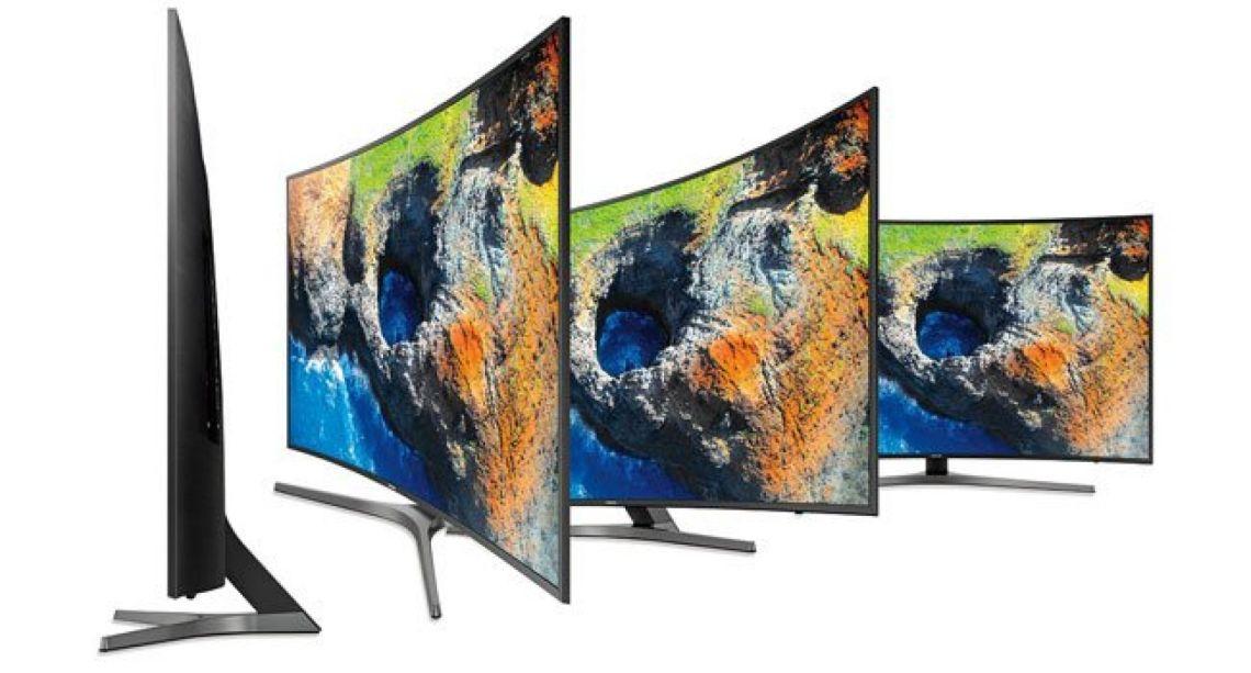 Amazon.com: Samsung Electronics UN65MU7500 Curved 65-Inch 4K Ultra HD Smart LED TV (2017 Model): Electronics