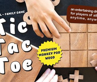 Buy TicTacToe Classic Board Games for $7.64