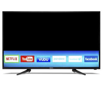 Buy Seiki SC-49UK700N 49″ 4K Smart LED UHDTV for $219.99 (Was $399.99)