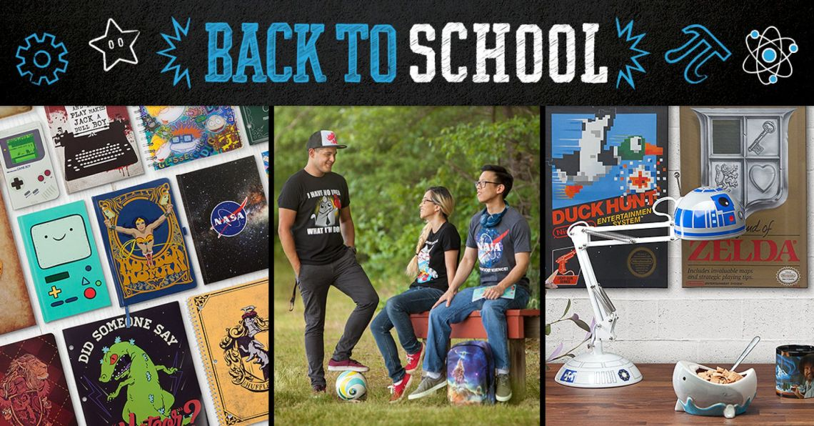 Back to School Gift Center | ThinkGeek