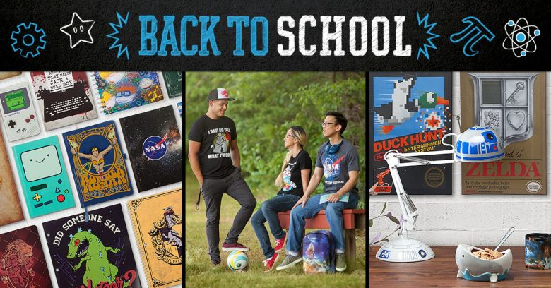 Back to School Gift Center | ThinkGeek