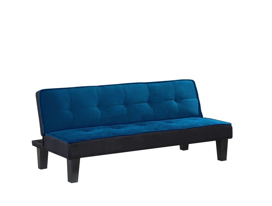 Acme Furniture Hamar Flannel Futon Sofa, Multiple Colors - Walmart.com