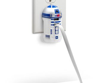 Buy Star Wars R2-D2 USB Wall Charger for $1.99