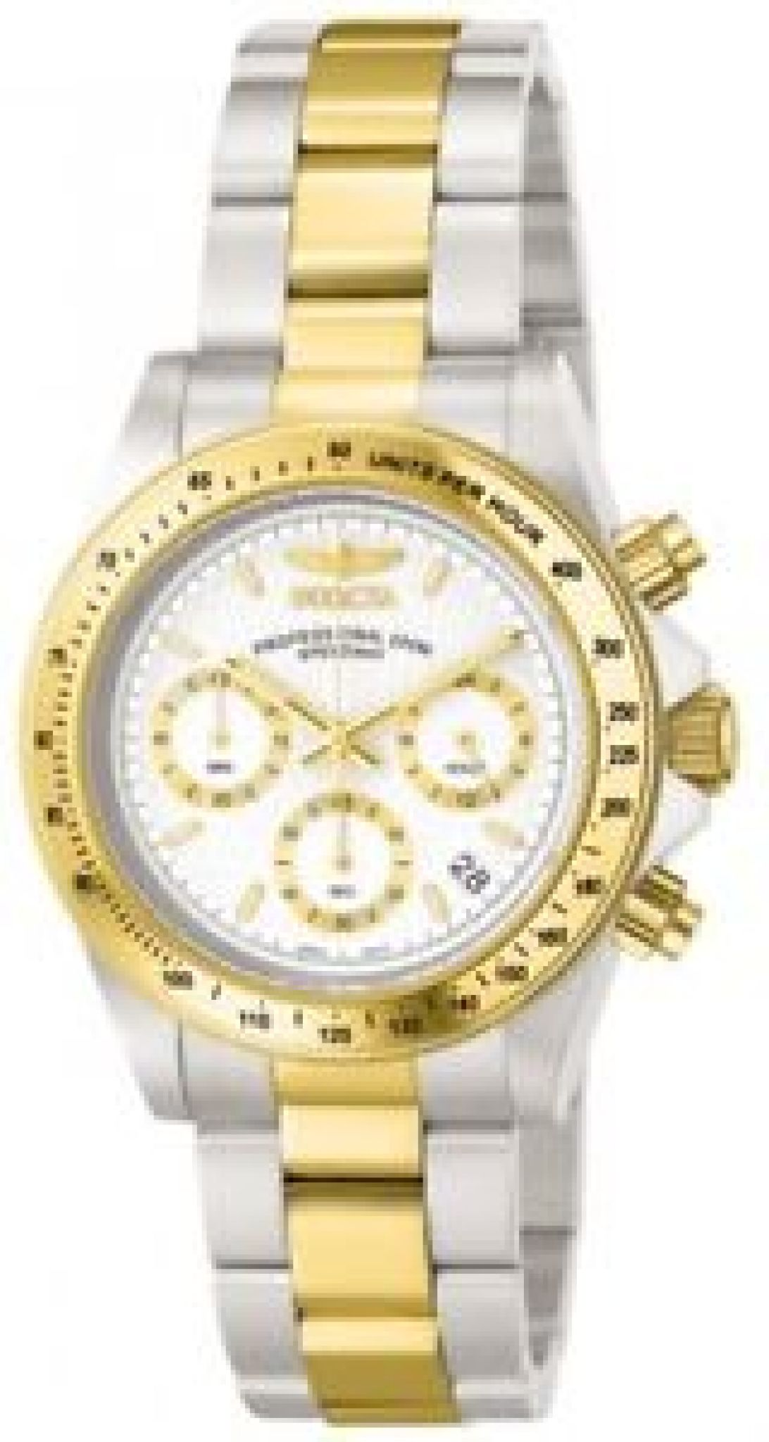 Invicta 9212 Men's Speedway White Dial Chronograph Watch | eBay