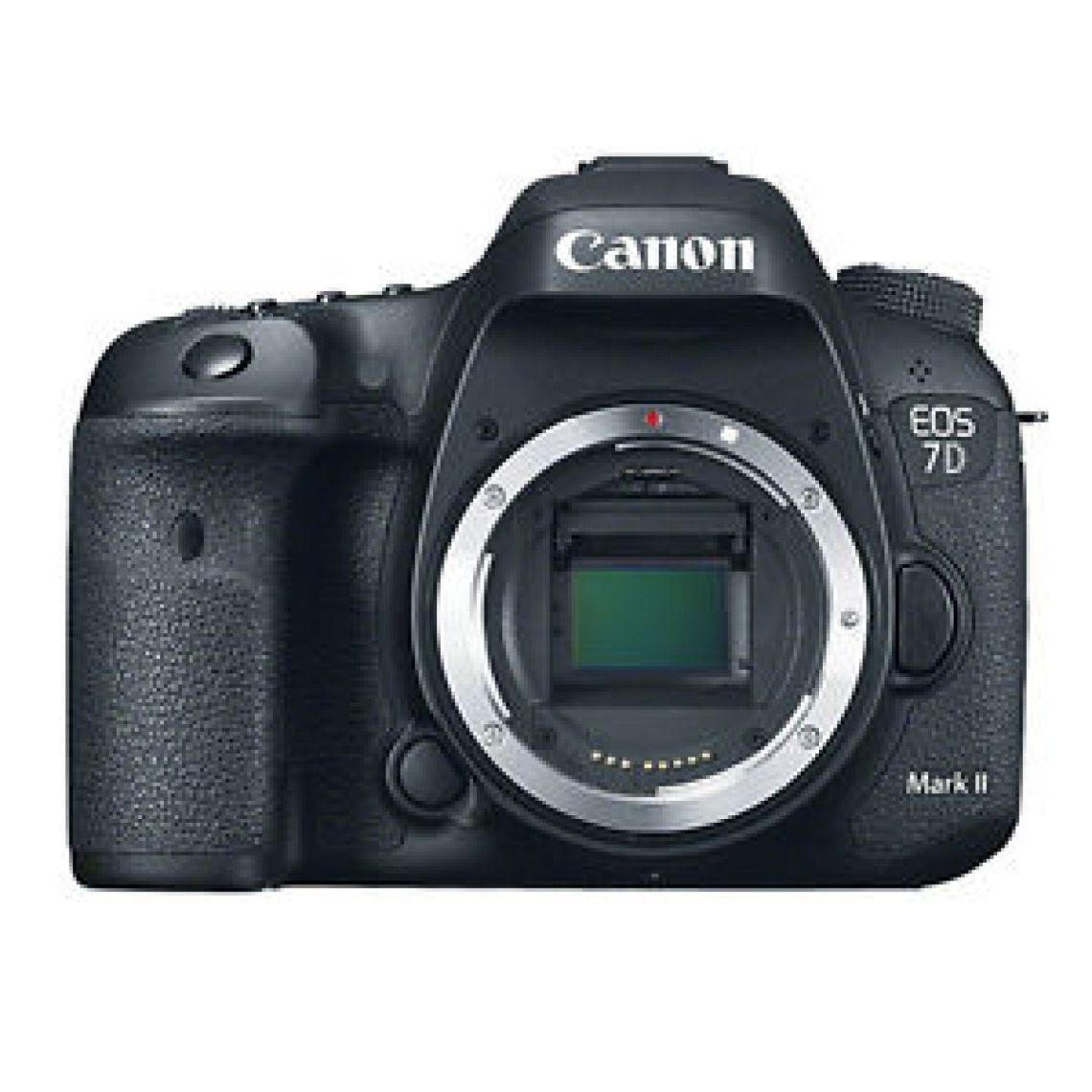 Canon EOS 7D Mark II 20.2MP Digital SLR Camera Body 13803236989 | eBay