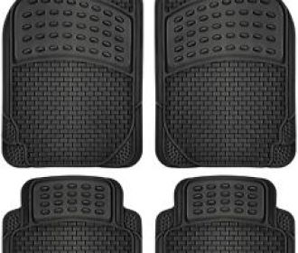 Buy All-Weather Universal Vehicle Floor Mats for $10.10 (Reg : $54.95)