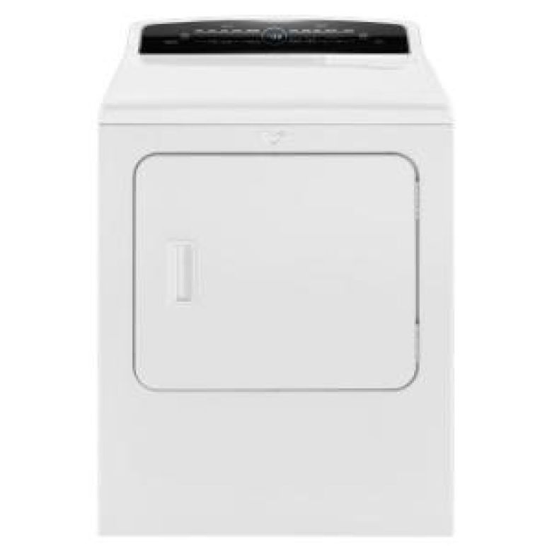 Whirlpool 7.0 cu. ft. 240 Volt High-Efficiency White Electric Vented Dryer with AccuDry and Intuitive Touch Controls-WED7000DW - The Home Depot