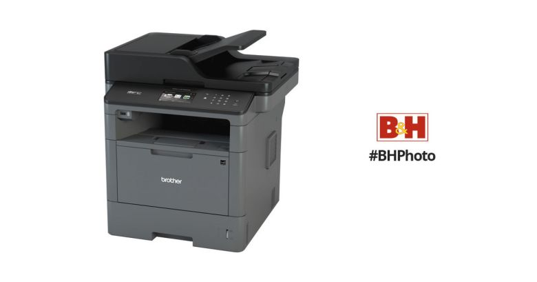 Brother MFC-L5700DW All-in-One Monochrome Laser MFC-L5700DW B&H