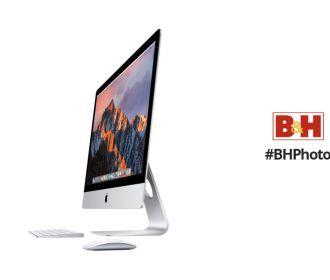 Get upto $300 off Apple's 5K iMacs