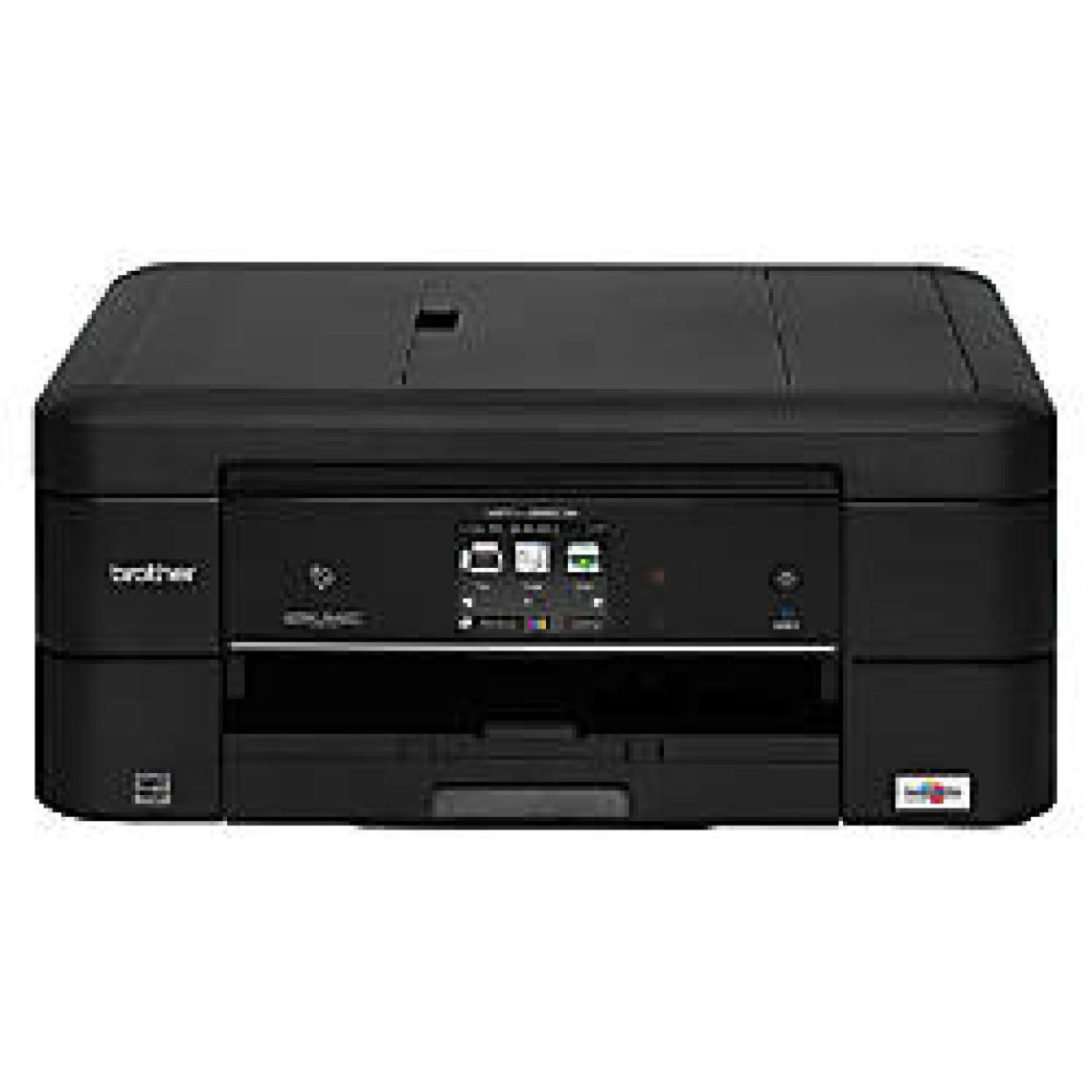 Brother Wireless Color Inkjet All In One Printer Scanner Copier And Fax MFC J885DW by Office Depot & OfficeMax