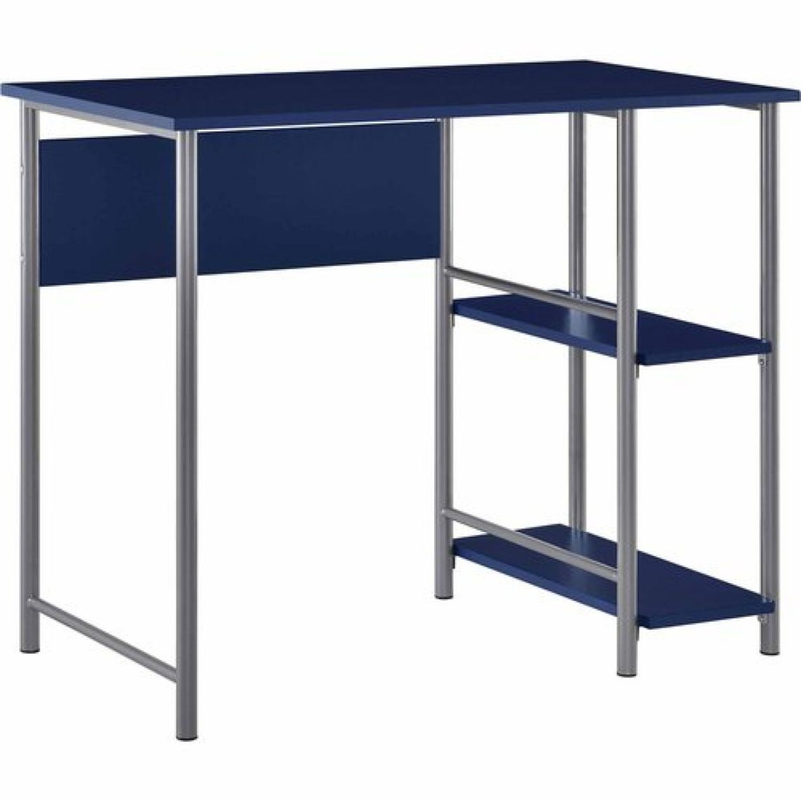 Mainstays Basic Metal Student Desk, Multiple Colors - Walmart.com