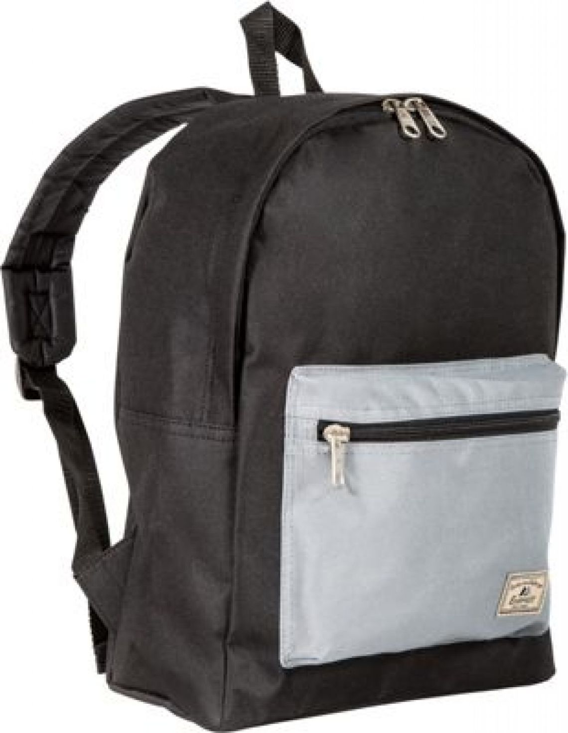 Basic Color Block Backpack