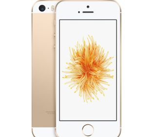 Buy Apple iPhone SE 16GB IOS 9 GSM Unlocked Phone Cert. Ref. for $165
