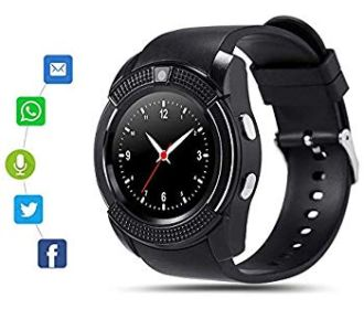 Buy Bluetooth Smart Watch for Android Phone for $15.99 (Reg : $31.99)