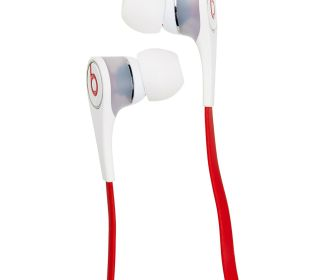 Buy Beats by Dr. Dre Tour 2.0 In-Ear 3.5mm Headphones (White) for $49