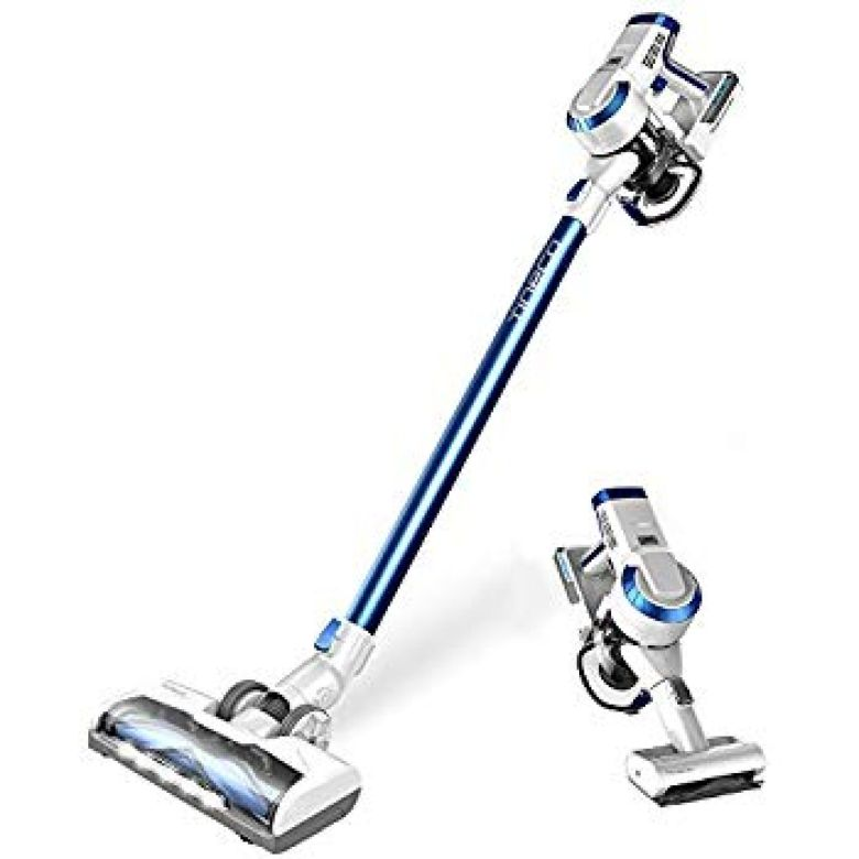 Amazon.com - tineco A10 Hero Cordless Vacuum Cleaner, 350W Digital Motor, Lithium Battery, LED Power Brush, High Power Handheld, Lightweight Vacuum, Stick Vacuum Cordless -