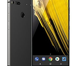 Buy Essential Phone 128 GB Unlocked in Halo Gray for $280 ($220 off)