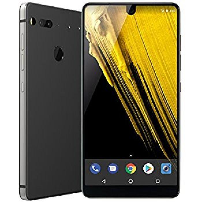 Amazon.com: Essential Phone in Halo Gray – 128 GB Unlocked Titanium and Ceramic phone with Edge-to-Edge Display: Cell Phones & Accessories