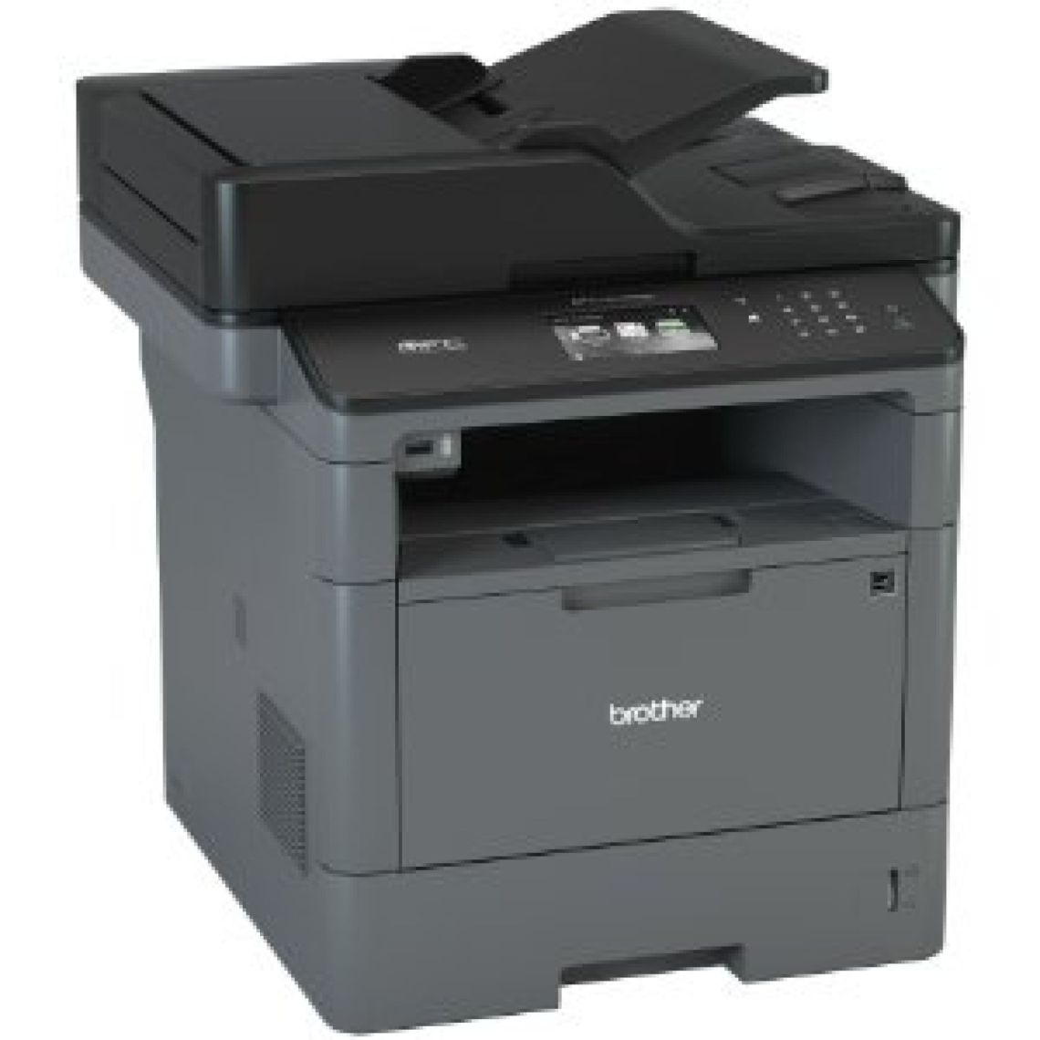 Amazon.com: Brother Monochrome Laser Multifunction All-in-One Printer, MFC-L5700DW, Flexible Network Connectivity, Mobile Printing & Scanning, Duplex Printing, Amazon Dash Replenishment Enabled: Electronics
