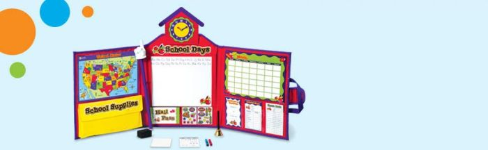 Amazon.com: Learning Resources Pretend & Play School Set, 149 Pieces: Toys & Games
