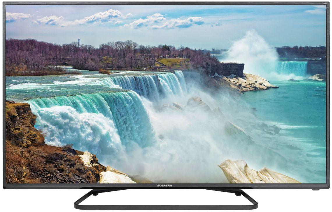 "Sceptre 49"" Class 4K (2160P) LED TV (U500CV-U) - Walmart.com"