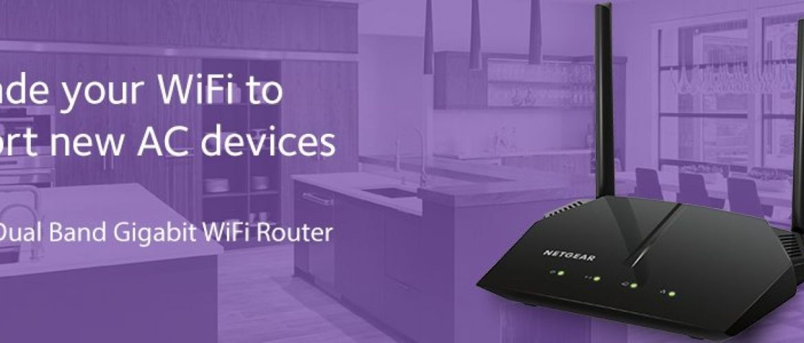 Buy Netgear R6230 AC1200 Dual Band Smart WiFi Router for $39.99 (Was $69.99)