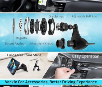 Buy CD Slot Magnetic Car Mount Holder for $7 (Reg. $11)