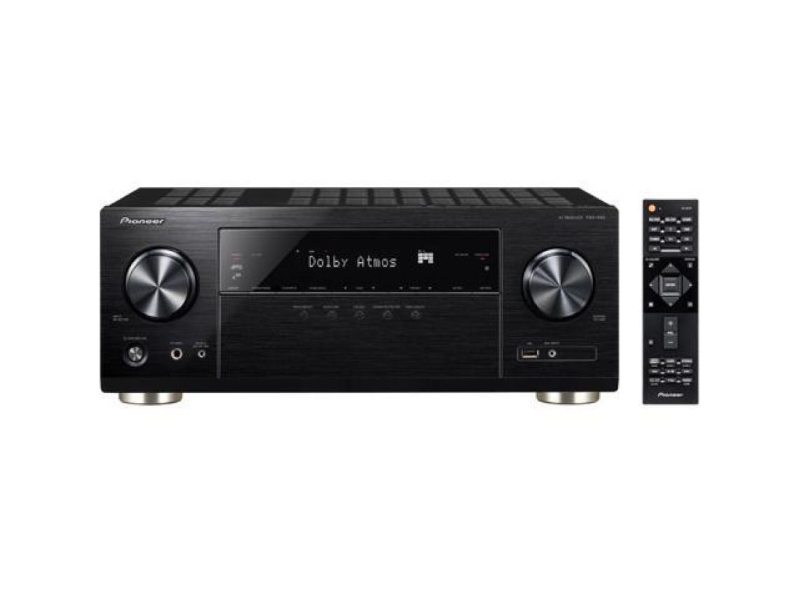 Pioneer VSX-932 7.2-Channel Network AV Receiver with Ultra HD Pass-through with HDCP 2.2 - Newegg.com